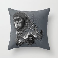 Caesar Throw Pillow