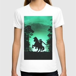 ZELDA-LINK T-shirt