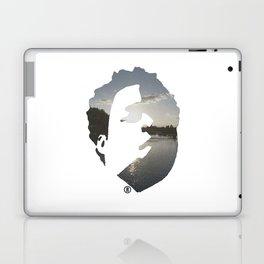 Face & The Ocean Laptop & iPad Skin