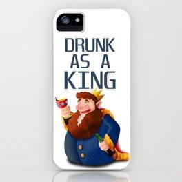 Rey de copas iPhone Case