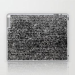 Rosetta Stone Laptop & iPad Skin