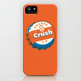 Denver's Orange Crush Defense TWO POINT OH! iPhone Case
