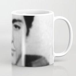 Al Pacino Mug Shot 1961 Black And Blueish Coffee Mug