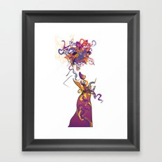 Couture Framed Art Print