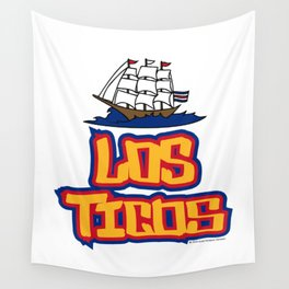 Costa Rica Los Ticos ~Group E~ Wall Tapestry