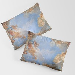 Fresco in the Palace of Versailles Pillow Sham