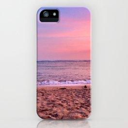 Lombok Sunset iPhone Case