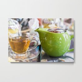 Tea (2) Metal Print
