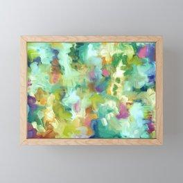 Oasis Framed Mini Art Print