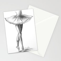 Ballerina - Ashley Rose Stationery Cards