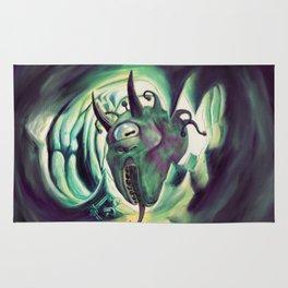 Pterois, Eye Tyrant Rug