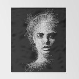 CARA Throw Blanket