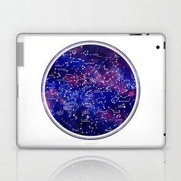 Star Map III Laptop & iPad Skin