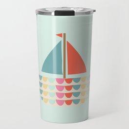 Sail Away Travel Mug