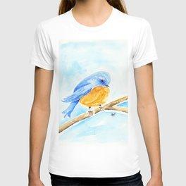The Chubby Bluebird T-shirt