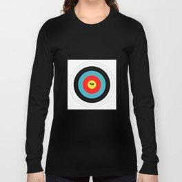 Marksman Target Grouping Long Sleeve T-shirt