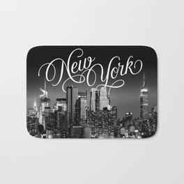 I Love New York Bath Mat