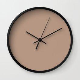 Nougat Wall Clock