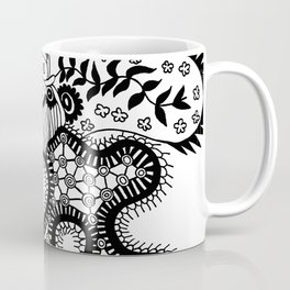 Matilda Abstract Coffee Mug