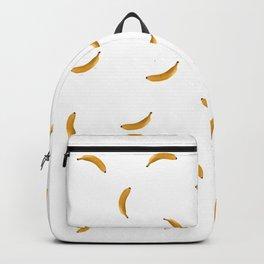 Bananas Fruit Illustration Backpack