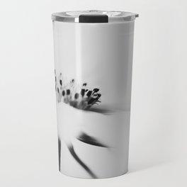 least abstract flower Travel Mug
