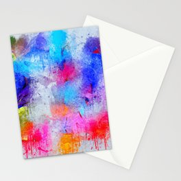 Abstract Background 404 Stationery Cards