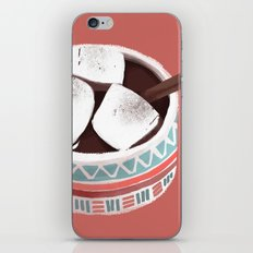 Hot Chocolate iPhone & iPod Skin