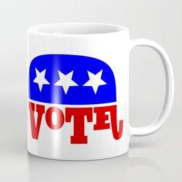 Republican Elephant Coffee Mug