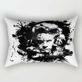 Ludwig van Beethoven Rectangular Pillow