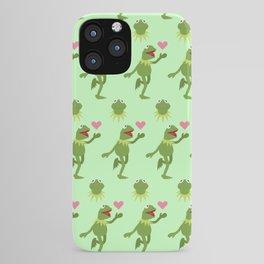 Kermit iPhone Case