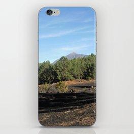 el Teide - Tenerifa iPhone Skin