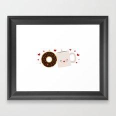 It's Love Framed Art Print