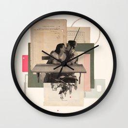 Wink Wink Wall Clock
