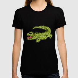 Giant crocodile T-Shirt