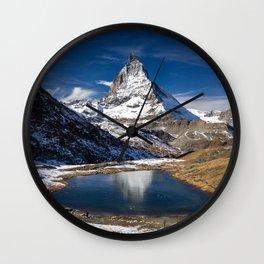 A Frozen Classic Wall Clock