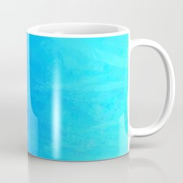 Icy Blue Blast Coffee Mug