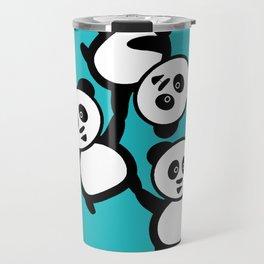 Cirque du panda Travel Mug