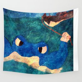 Poliwrath Wall Tapestry
