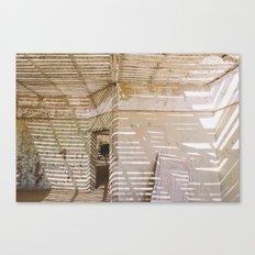 Kolmanskop Ghost Town - Namibia Canvas Print