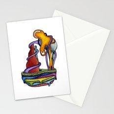 Bracing Mesa Stationery Cards