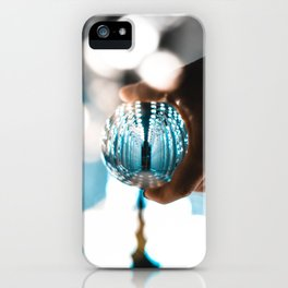 Sphere LACMA iPhone Case