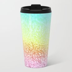UNICORN GLITTER Travel Mug