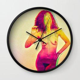Tender Fusion Wall Clock