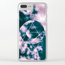 01172017 Clear iPhone Case
