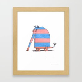 Ellefunt Framed Art Print