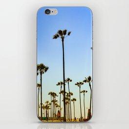 Venice beach CA. iPhone Skin