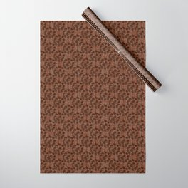 Fall's Forest Pattern Wrapping Paper