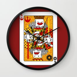 King of Toys Wall Clock