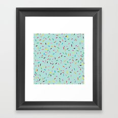 Sprinkle It! Framed Art Print