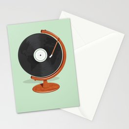 World Record Stationery Cards